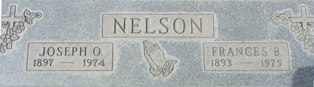 NELSON, FRANCES B - Maricopa County, Arizona | FRANCES B NELSON - Arizona Gravestone Photos