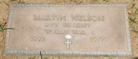 NELSON, MARTIN - Maricopa County, Arizona | MARTIN NELSON - Arizona Gravestone Photos