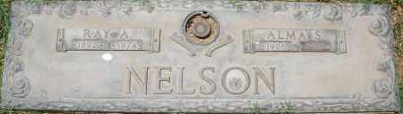 NELSON, ALMA S. - Maricopa County, Arizona | ALMA S. NELSON - Arizona Gravestone Photos