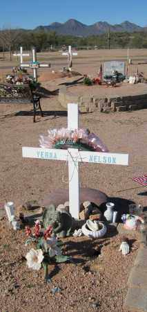 NELSON, VERNA - Maricopa County, Arizona | VERNA NELSON - Arizona Gravestone Photos