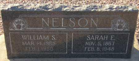 HASTINGS NELSON, SARAH E. - Maricopa County, Arizona | SARAH E. HASTINGS NELSON - Arizona Gravestone Photos