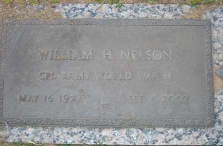 NELSON, WILLIAM H. - Maricopa County, Arizona | WILLIAM H. NELSON - Arizona Gravestone Photos