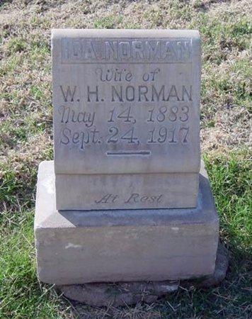 NORMAN, MARY IDA - Maricopa County, Arizona | MARY IDA NORMAN - Arizona Gravestone Photos