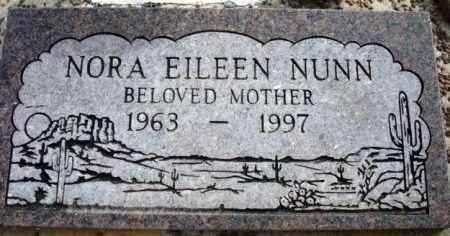 NUNN, NORA EILEEN - Maricopa County, Arizona   NORA EILEEN NUNN - Arizona Gravestone Photos