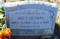 OCAMPO, JOE T. - Maricopa County, Arizona | JOE T. OCAMPO - Arizona Gravestone Photos