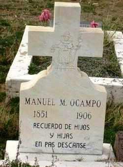 OCAMPO, MANUEL M. - Maricopa County, Arizona | MANUEL M. OCAMPO - Arizona Gravestone Photos