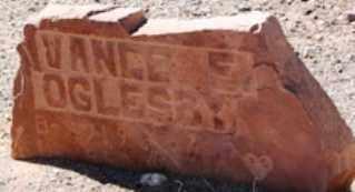OGLESBY, VANCE E. - Maricopa County, Arizona   VANCE E. OGLESBY - Arizona Gravestone Photos