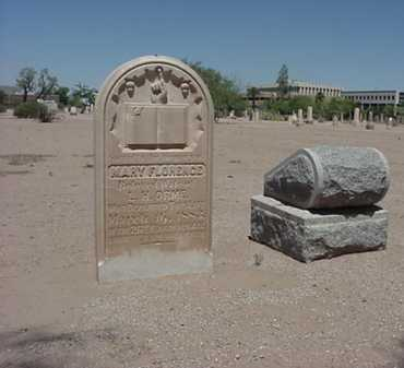 ORME, MARY FLORENCE - Maricopa County, Arizona | MARY FLORENCE ORME - Arizona Gravestone Photos