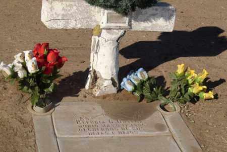 DAMES ORTEGA, REFUGIA G - Maricopa County, Arizona | REFUGIA G DAMES ORTEGA - Arizona Gravestone Photos