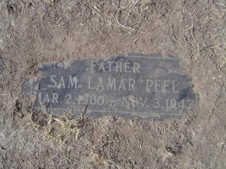 PEEL, SAM - Maricopa County, Arizona | SAM PEEL - Arizona Gravestone Photos