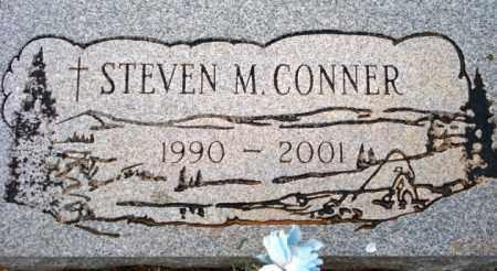 CONNER, STEVEN MAURICE - Maricopa County, Arizona | STEVEN MAURICE CONNER - Arizona Gravestone Photos