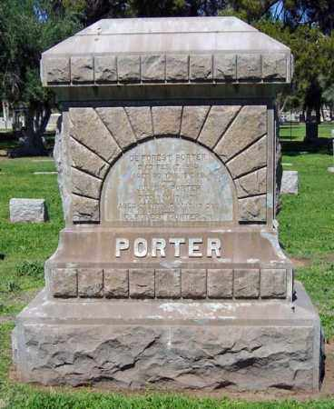 PORTER, DEFOREST JR. - Maricopa County, Arizona | DEFOREST JR. PORTER - Arizona Gravestone Photos