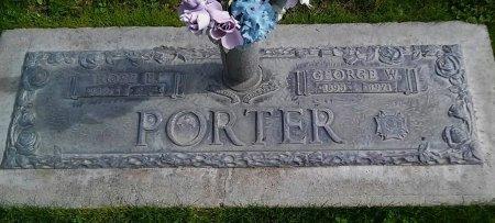 PORTER, ROSE E. - Maricopa County, Arizona   ROSE E. PORTER - Arizona Gravestone Photos
