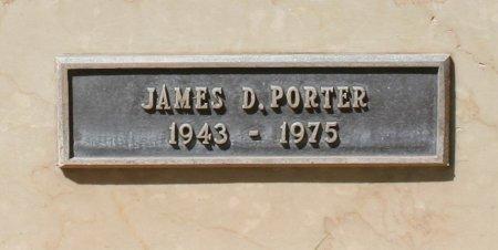 PORTER, JAMES D - Maricopa County, Arizona   JAMES D PORTER - Arizona Gravestone Photos