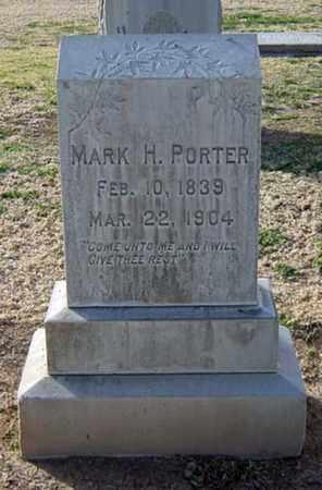 PORTER, MARK H. - Maricopa County, Arizona | MARK H. PORTER - Arizona Gravestone Photos