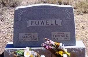 POWELL, ALTON R. - Maricopa County, Arizona   ALTON R. POWELL - Arizona Gravestone Photos