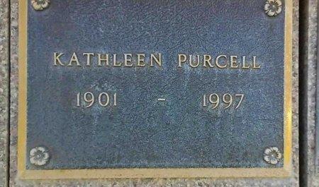 PURCELL, KATHLEEN - Maricopa County, Arizona | KATHLEEN PURCELL - Arizona Gravestone Photos