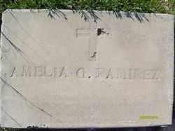 RAMIREZ, AMELIA G. - Maricopa County, Arizona | AMELIA G. RAMIREZ - Arizona Gravestone Photos