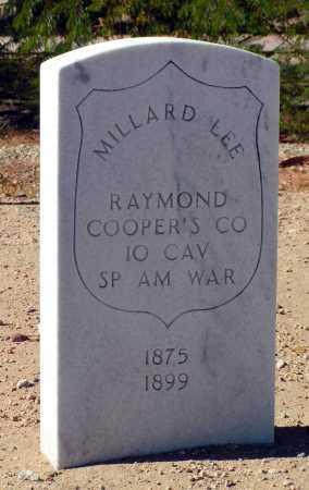RAYMOND, MILLARD LEE - Maricopa County, Arizona   MILLARD LEE RAYMOND - Arizona Gravestone Photos