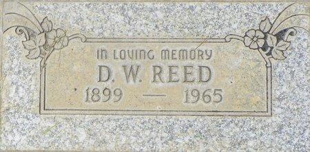 REED, D W - Maricopa County, Arizona   D W REED - Arizona Gravestone Photos
