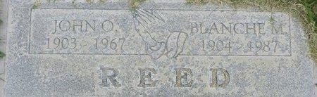 REED, JOHN O - Maricopa County, Arizona | JOHN O REED - Arizona Gravestone Photos
