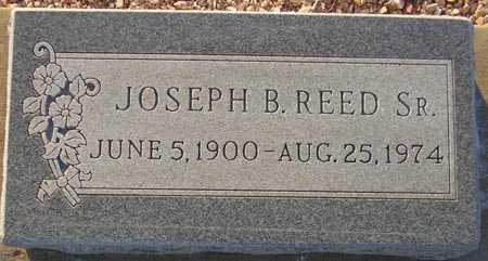 REED, JOSEPH B., SR. - Maricopa County, Arizona   JOSEPH B., SR. REED - Arizona Gravestone Photos