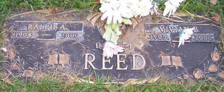 REED, VIVIAN B. - Maricopa County, Arizona | VIVIAN B. REED - Arizona Gravestone Photos