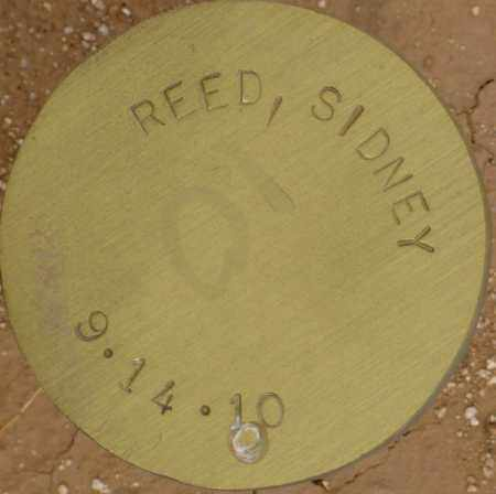 REED, SIDNEY - Maricopa County, Arizona | SIDNEY REED - Arizona Gravestone Photos
