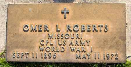 ROBERTS, OMER L. - Maricopa County, Arizona | OMER L. ROBERTS - Arizona Gravestone Photos
