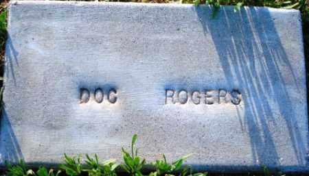 ROGERS/RODGERS, JOHN (DOC) - Maricopa County, Arizona | JOHN (DOC) ROGERS/RODGERS - Arizona Gravestone Photos