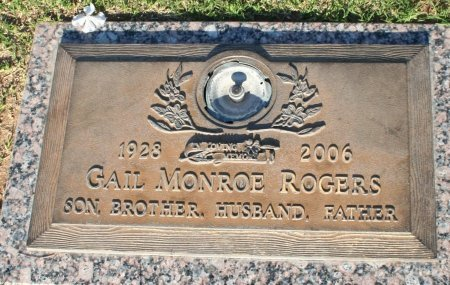 ROGERS, GAIL MONROE - Maricopa County, Arizona | GAIL MONROE ROGERS - Arizona Gravestone Photos