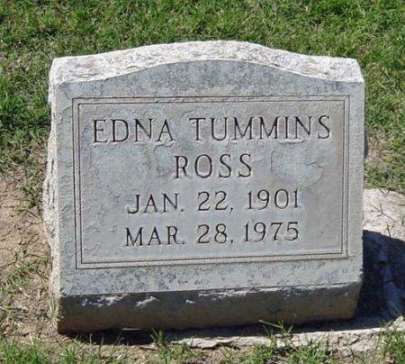 ROSS, EDNA M. - Maricopa County, Arizona | EDNA M. ROSS - Arizona Gravestone Photos