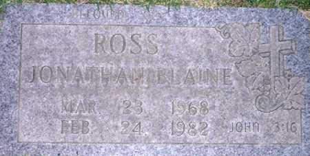 ROSS, JONATHAN BLAINE - Maricopa County, Arizona | JONATHAN BLAINE ROSS - Arizona Gravestone Photos