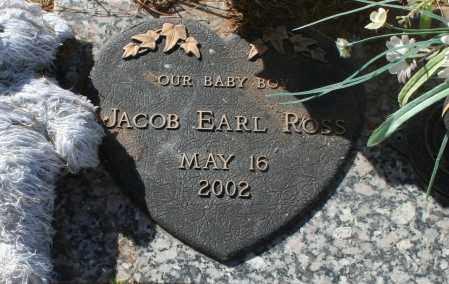 ROSS, JACOB EARL - Maricopa County, Arizona | JACOB EARL ROSS - Arizona Gravestone Photos