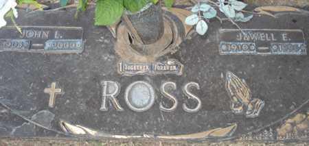ROSS, JOHN L. - Maricopa County, Arizona | JOHN L. ROSS - Arizona Gravestone Photos