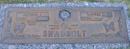 SHADBOLT, LAUREL L - Maricopa County, Arizona | LAUREL L SHADBOLT - Arizona Gravestone Photos