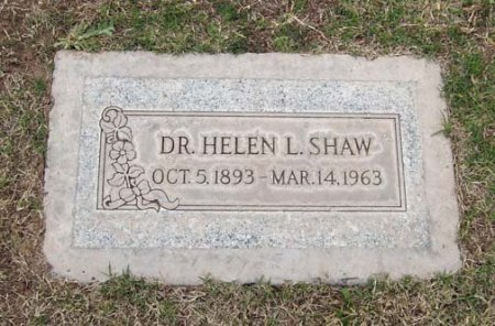 SHAW, HELEN L - Maricopa County, Arizona | HELEN L SHAW - Arizona Gravestone Photos