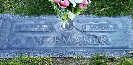 KIMBRELL SHOEMAKER, MARY RUTH - Maricopa County, Arizona | MARY RUTH KIMBRELL SHOEMAKER - Arizona Gravestone Photos