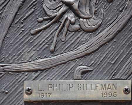 SILLEMAN, L. PHILLIP - Maricopa County, Arizona | L. PHILLIP SILLEMAN - Arizona Gravestone Photos