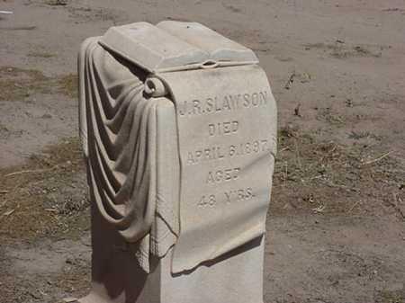 SLAWSON, J R - Maricopa County, Arizona | J R SLAWSON - Arizona Gravestone Photos