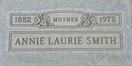 SMITH, ANNIE LAURIE - Maricopa County, Arizona | ANNIE LAURIE SMITH - Arizona Gravestone Photos