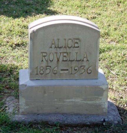 SMITH, ALICE ROVELLA - Maricopa County, Arizona | ALICE ROVELLA SMITH - Arizona Gravestone Photos