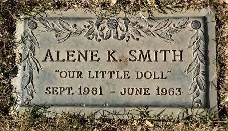 SMITH, ALENE K. - Maricopa County, Arizona | ALENE K. SMITH - Arizona Gravestone Photos