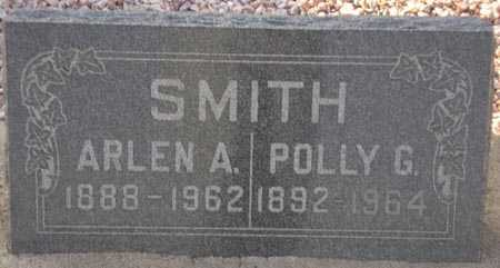 SMITH, POLLY G. - Maricopa County, Arizona | POLLY G. SMITH - Arizona Gravestone Photos