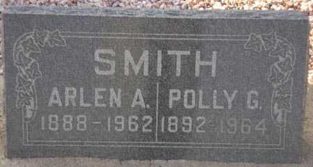 SMITH, ARLEN A. - Maricopa County, Arizona | ARLEN A. SMITH - Arizona Gravestone Photos