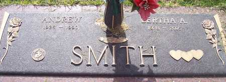 SMITH, BERTHA A. - Maricopa County, Arizona | BERTHA A. SMITH - Arizona Gravestone Photos
