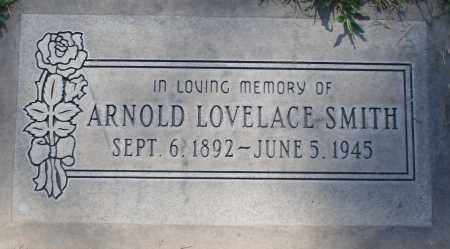 SMITH, ARNOLD LOVELACE - Maricopa County, Arizona | ARNOLD LOVELACE SMITH - Arizona Gravestone Photos