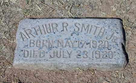 SMITH, ARTHUR R, JR - Maricopa County, Arizona | ARTHUR R, JR SMITH - Arizona Gravestone Photos