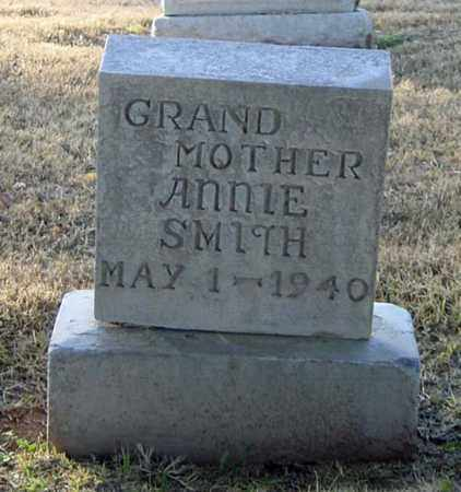 SMITH, ANNIE - Maricopa County, Arizona | ANNIE SMITH - Arizona Gravestone Photos
