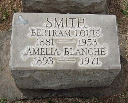 SMITH, BERTRAM LOUIS - Maricopa County, Arizona | BERTRAM LOUIS SMITH - Arizona Gravestone Photos